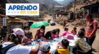 Conoce las clases de la programación de Aprendo en casa de la semana 7  vía TV Perú y Radio Nacional.