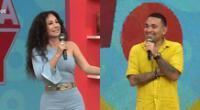 Josimar llegó al set de América Hoy y sorprendió al mostrar que limó asperezas con Janet Barboza al saludarla con cariño.