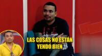 """Josimar es sorprendido con una grabación suya hablando sobre su pareja: """"Es una intimidad"""" [VIDEO]"""