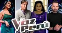 Latina confirma hora y fecha de 'La voz Perú'.