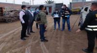 La Fiscalía con el apoyo de la policía lograron detener a dos servidores municipales de Chorrillos por pedir coima a mototaxista
