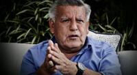 César Acuña también pide la suma de S/ 100 millones como reparación civil al periodista Christopher Acosta.