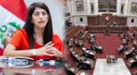 La exministra criticó al Congreso de la República por probar la creación de una cuarta legislatura.