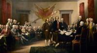 Declaración de Independencia de Estados Unidos