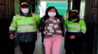 Fiscal pide prisión para Gianella Barrios Mendoza por golpear a su hija