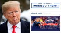 Un asesor de Donald Trump reveló que la baja de la página representa una tentativa de volver al ciberespacio en una nueva red social.
