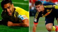 Son cinco los jugadores colombianos que no estarán en el Estadio Nacional.