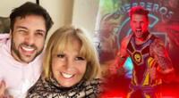 """Nicola Porcella agradece a Magda Rodríguez tras el primer episodio de 'Guerreros' 2021: """"Confió en mí"""""""