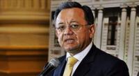 Edgar Alarcón volverá a cumplir importante cargo tras ser inhabilitado como congresista.