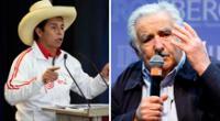Pedro Castillo dialogará con Pepe Mujica y será transmitido a través de su cuenta oficial de Facebook.