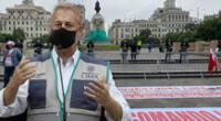 Jorge Muñoz niega autorización de espacios públicos para eventos en pandemia.