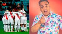 El cómico Jorge Benavides vive emocionado el Perú vs. Colombia, que se jugará hoy jueves a las 9:00 p.m.