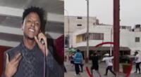Dictan prisión para Joel Abraham Abad Vinchales que dejó en coma al músico de rap Jairo Córdova Coronado en el Callao