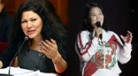 La excongresista Yesenia Ponce dijo que teme por su vida luego de hacer revelaciones del partido Fuerza Popular.