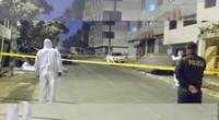 Hombre muere en Santa Anita a manos de un sicario.