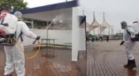 Espacios municipales de Lima están en optimas condiciones para estas elecciones.