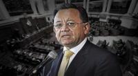 Dictan impedimento de salida del país contra Edgar Alarcón