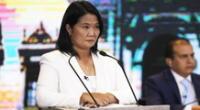 Juez rechaza pedido de nulidad del cierre de las investigaciones de Keiko Fujimori y sus vínculos con Odebrecht
