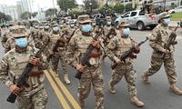 Ministerio de Defensa exigió no usar sus distintivos para información falsa en las redes sociales.