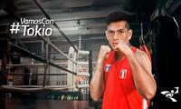 José María Lúcar es el segundo boxeador en clasificar a los Juegos Olímpicos de Tokio.