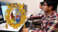 Examen de admisión 2021 de la UNMSM será de manera virtual