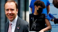 """""""Mi primer deber como Secretario de Salud del Reino Unido es asegurarme de que el Reino Unido esté protegido y seguro"""", dijo Matt Hancock."""