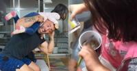 Sebastián Lizarzaburu comparte tierno video preparando un postre junto a su hija [VIDEO]