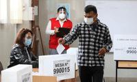 ONPE, JNE y Reniec garantizan proceso electoral seguro y confiable para este domingo 6 de junio.