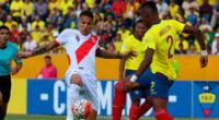 Perú vs. Ecuador: entérate todos los detalles del partido de la Bicolor.