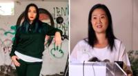 Mayra Couto furiosa contra votantes de Keiko Fujimori.