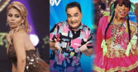 El Artista del año, JB en ATV y El Reventonazo se debatieron por el rating