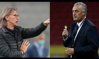 Ricardo Gareca vs. Gustavo Alfaro: duelo de estrategias y estilos por los 3 puntos en Quito