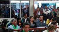 """Condenan a cabecilla de la banda criminal """"Los Maras de Salvatrucha 13 (MSX3) del Perú"""", Balbín Antonio Castillo Nole"""