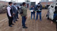 Dictan prisión para trabajador municipal por pedir coima a un mototaxista