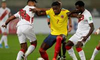 Selección Peruana fue vacunada con Sinovac.