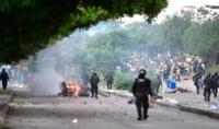 El estallido social que deja unos 60 muertos interrumpió varios partidos de Libertadores en Barranquilla.