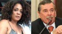Ebelin Ortiz a Fernando Rospigliosi: