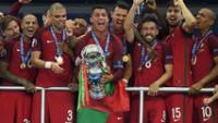 Portugal logró el título de la Eurocopa en el 2016 y de la Liga de Naciones en el 2019