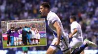 Santiago Ormeño, delantero de la selección peruana, fue noticia en las redes sociales.