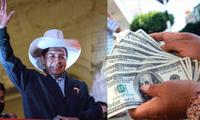 Conoce aquí el precio de la moneda estadounidense en el mercado paralelo y las entidades bancarias, luego del 100% de la ONPE donde Pedro Castillo es el virtual Presidente del Perú.