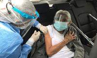 Vacunación viene avanzando rápido en el país, asegura el Minsa.