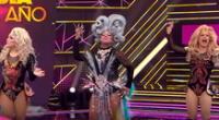 Choca Mandros se transformó en Drag Queen.