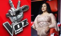 La cantante criolla Eva Ayllón forma parte del jurado de La voz Perú 2021.