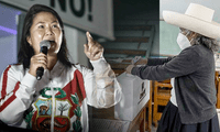 El partido de Keiko Fujimori presentó un mismo voucher en 2 expedientes