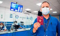 Migraciones emitirá pasaportes electrónicos las 24 horas en Breña