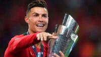 Cristiano Ronaldo quiere ganar la Eurocopa 2021.