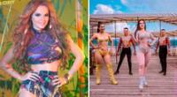 Melody se encuentra en Perú para realizar show virtual.