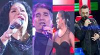Jurado de La Voz Perú cantan Y se llama Perú