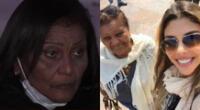 La madre de Paolo Guerrero, Doña Peta, contó que pasó su cumpleaños con Alondra García Miró, después de recibir la segunda dosis de la vacuna.