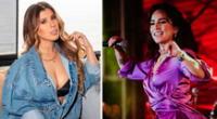 Daniela Darcourt y Yahaira Plasencia se enfrentan en los Premios Juventud.